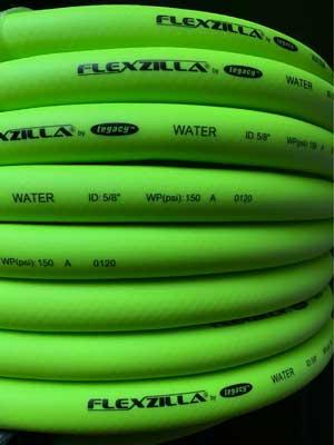 Flexzilla 100 ft heavydutygarden hose