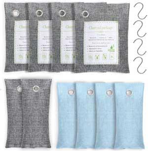 1Easylife Bamboo Charcoal Air Purifying Bag