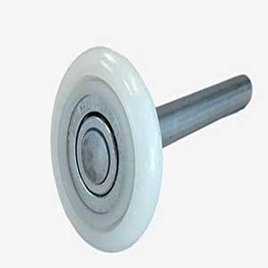 4 Inch Stem Nylon Garage Door Rollers