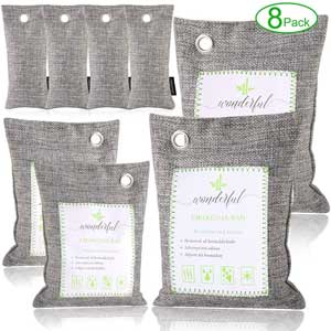 Angbo Activated Bamboo Charcoal Air Purifying Bags