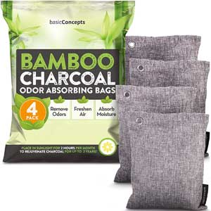 Basic Concepts Bamboo Charcoal Air Purifying Bags
