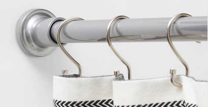 Best-Tension Shower Curtain Rod