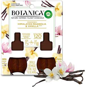 Botanica by Air Wick Plug-in Scented Oil Refill