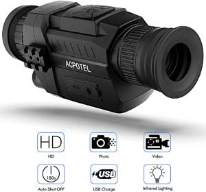 Digital Night Vision Rechargeable Monocular