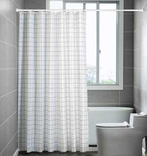 Heavy Duty Tension Shower Curtain Rod