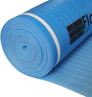 Laminate Flooring Vapor Barrier Underlayment