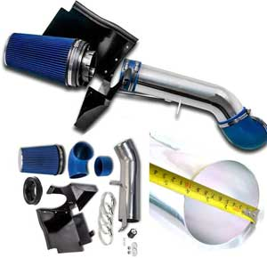 MILLION PARTS 4'' Cold Air Intake Kit