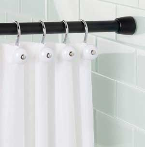 Metal Shower Tension Rod