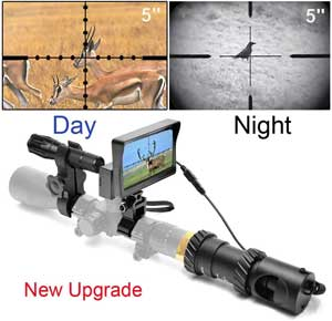 Night Vision Monoculars for Riflescope