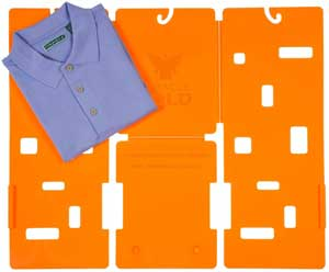 T-Shirts Folding Board