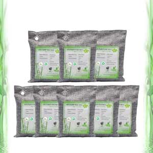 VAGAU Activated Bamboo Charcoal Bags