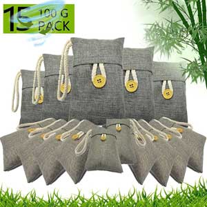 Wyewye Activated Bamboo Charcoal Bags