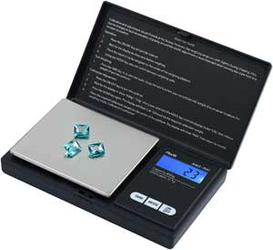 AWS Digital Pocket Scale