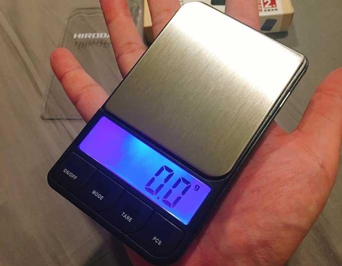Best Digital Pocket Scale