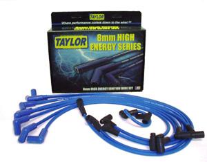 High Energy Spark Plug Custom Wire Set