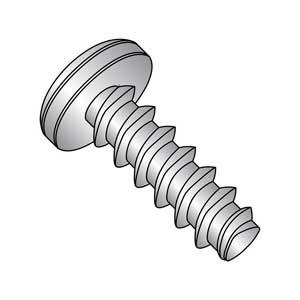 Pan Head Thread Rolling Screw for Plastic