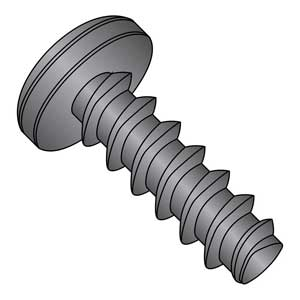 Stainless Steel Thread Rolling Screw for Plastic