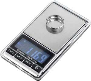 TBBSC Mini Electronic Digital Smart Weigh Scale