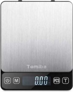 Tomiba Digital Touch Pocket Scale