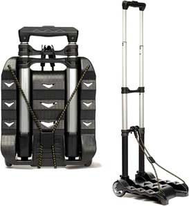 Rms Lightweight Folding Luggage Cart