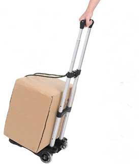 Smallest Folding Luggage Cart