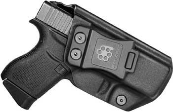 Amberide IWB KYDEX Holster Glock 43