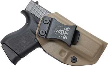 CYA Supply Co. Fits Glock G43 G43X IWB Holster Concealed Carry