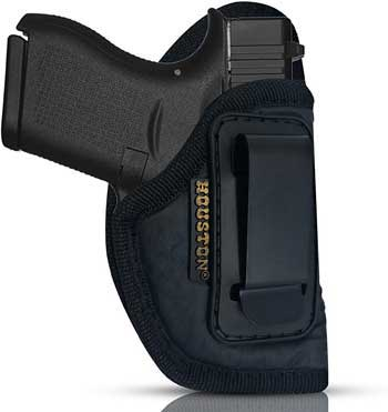IWB ECO Leather Gun Holster by Houston