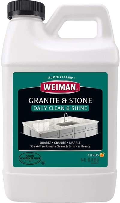 Weiman Granite Cleaner and Polish Refill