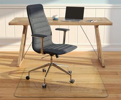 Vitrazza Glass Chair Mat